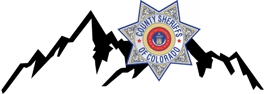 County Sheriffs of Colorado Logo