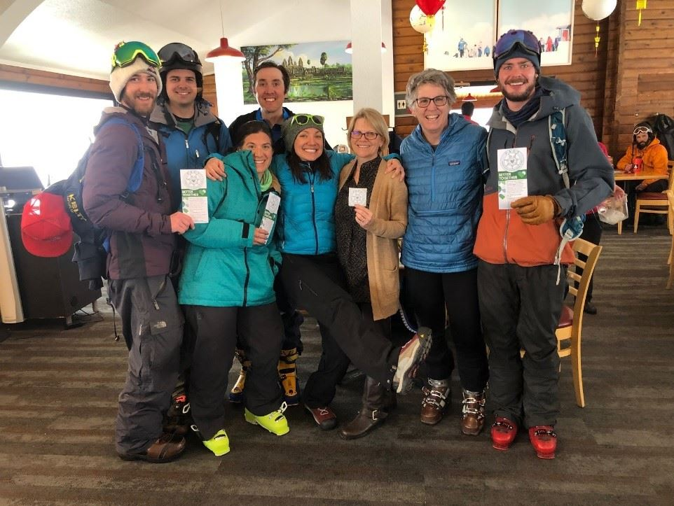 PACT Skiing Photo