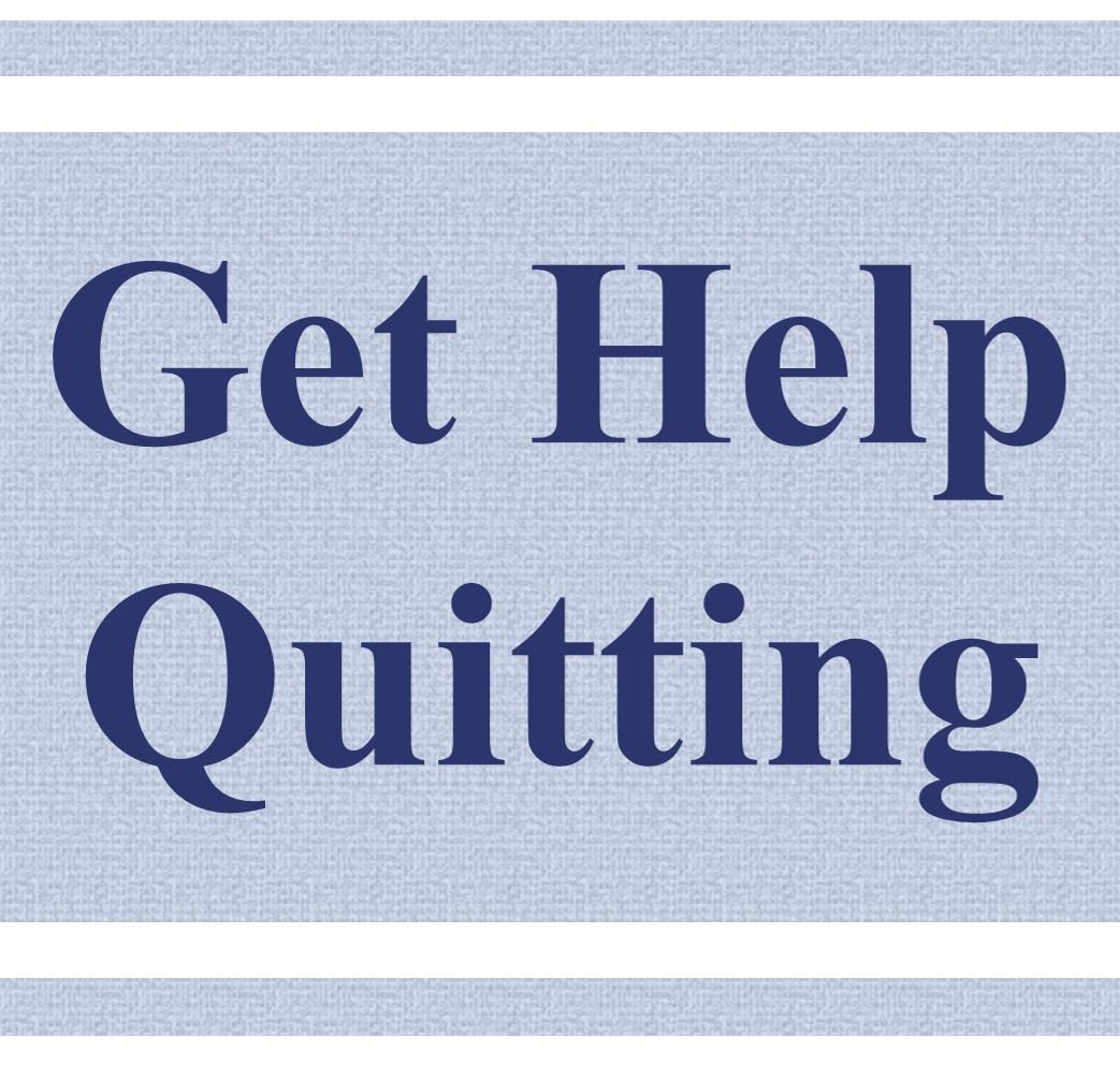 Get Help Quitting Button